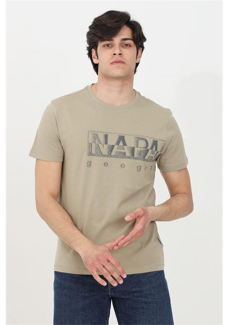 T-shirt a Manica Corta con stampa sul fronte NAPAPIJRI | T-shirt | NP0A4F9NG5L1G5L1
