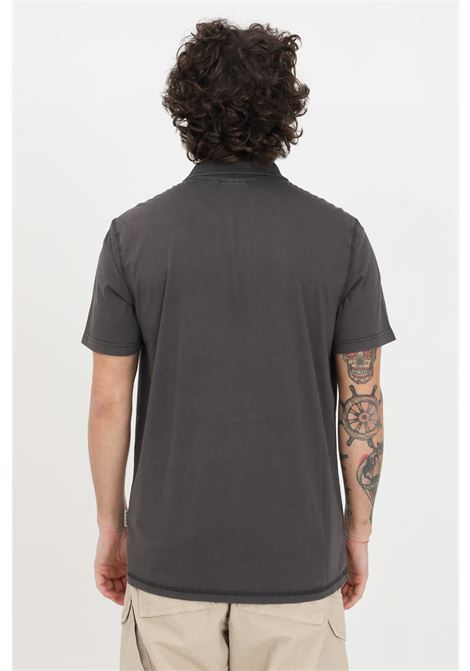 Grey polo shirt napapijri NAPAPIJRI | Polo Shirt | NP0A4F9P19811981
