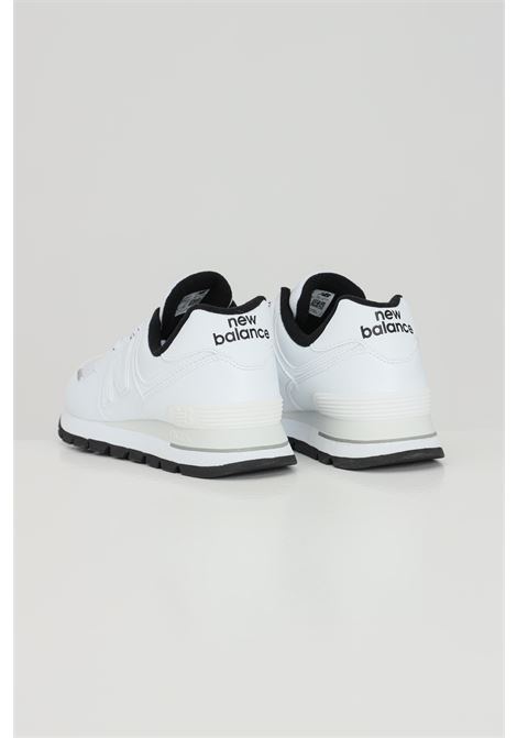 White sneakers in solid color. New balance  NEW BALANCE | Sneakers | ML574DTA..