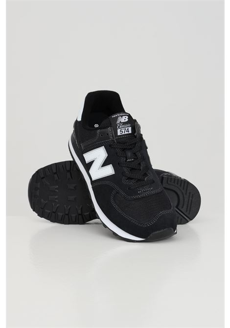 Black sneakers new balance  NEW BALANCE | Sneakers | ML574EE2BLACK/WHITE