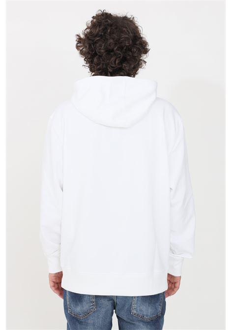 White hoodie new balance NEW BALANCE | Sweatshirt | MT11550WT..