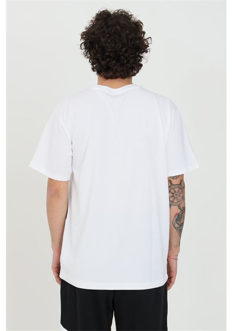 T-shirt uomo bianca new balance basic NEW BALANCE | T-shirt | MT11592WT..
