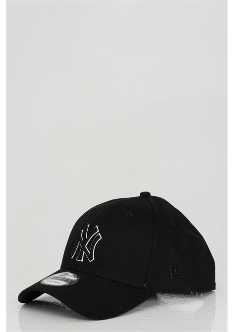 Cappello in cotone con ricamo frontale NEW ERA | Cappelli | 60112644.