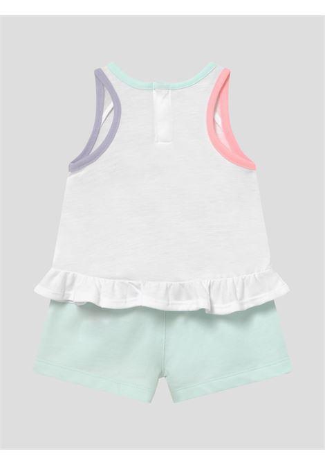 Completo neonato bicolore nike NIKE | Completini | 16H756-E8UE8U