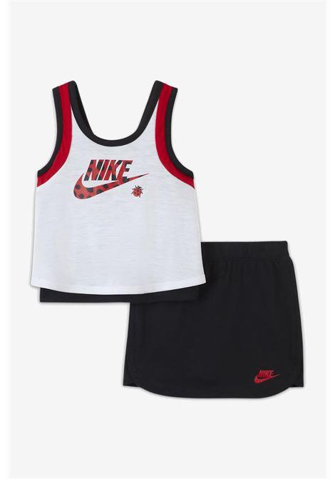 Completino Bianco e nero neonato Nike NIKE | Completini | 16H773-02323