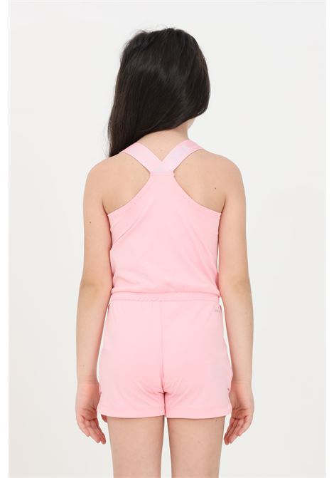 Pink baby jumpsuit with elastic waistband nike NIKE | Suit | 36H709-A6AA6A