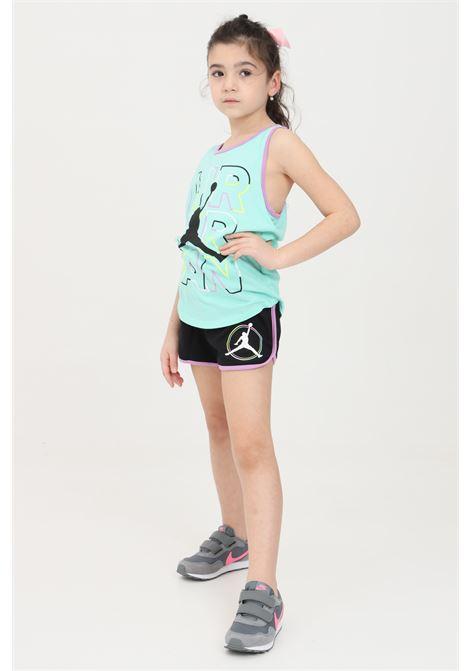 Shorts bambina nero nike NIKE | Shorts | 45A585-02323