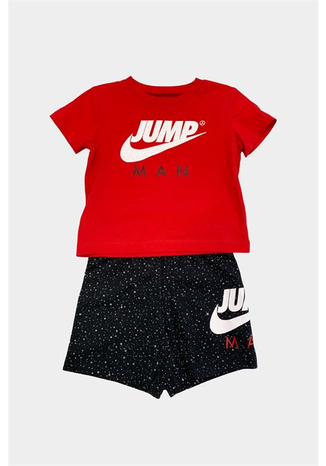Red-black outfit. Nike jordan NIKE | Kit | 65A389-02323