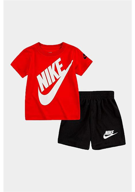 Red-black newborn outfit. Nike NIKE | Kit | 66F024-R1NR1N