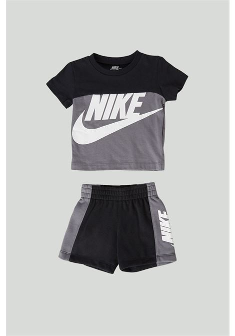 Grey-black newborn outfit. Nike NIKE | Kit | 66H363-M19M19