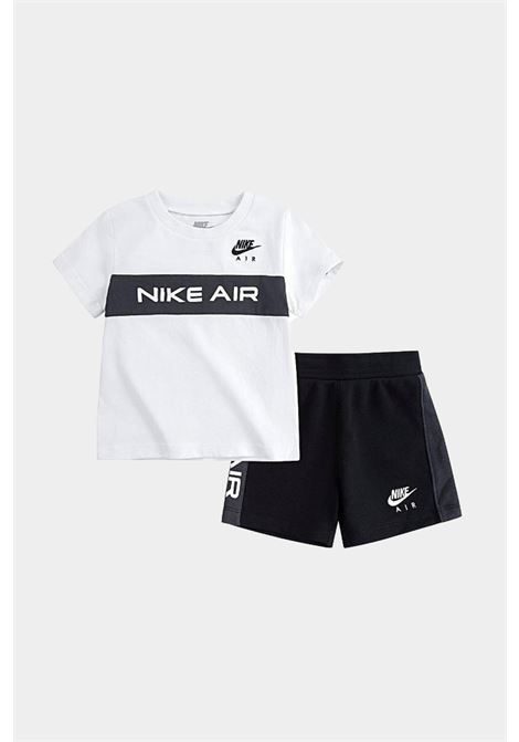White-black newborn outfit. Nike NIKE | Kit | 66H647-K25K25