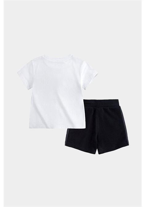 White-black newborn outfit. Nike NIKE   Kit   66H647-K25K25