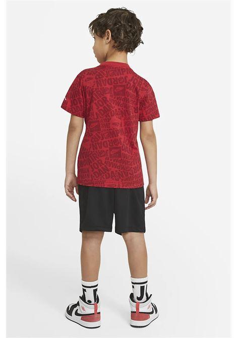 Completino bambino rosso-nero nike NIKE | Completini | 85A358-02323