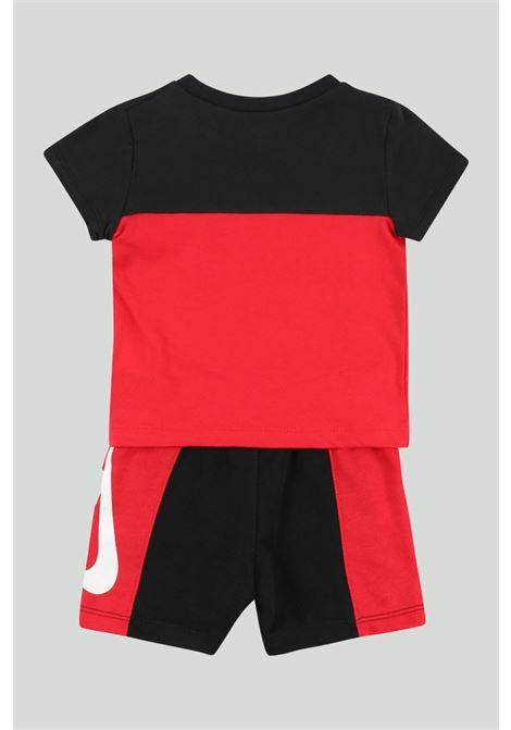 Completino bambino ross-nero nike NIKE | Completini | 86H363-U10U10