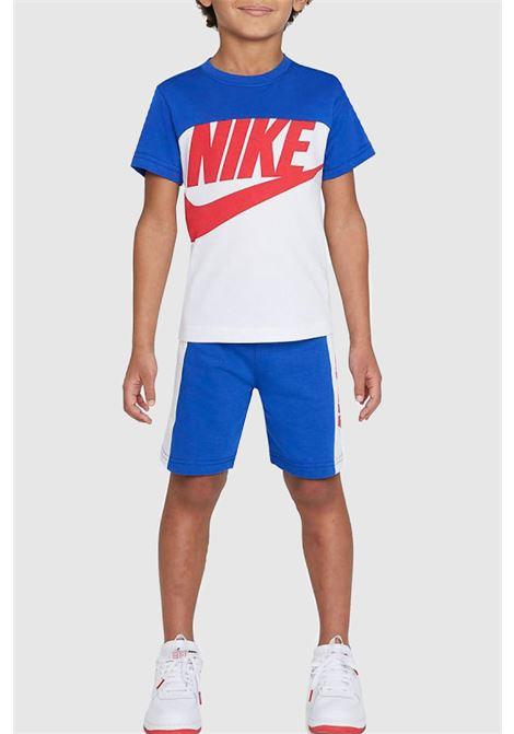 Blue baby outfit nike NIKE | Kit | 86H363-U89U89