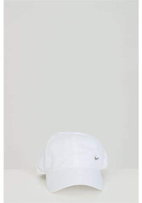 White unisex cap. Nike NIKE | Hat | 943092100