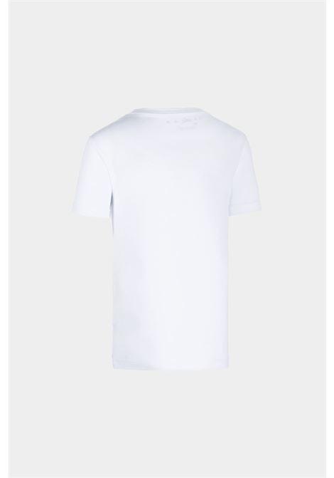 T-shirt bambino/a bianco nike-jordan NIKE | T-shirt | 955175-001001