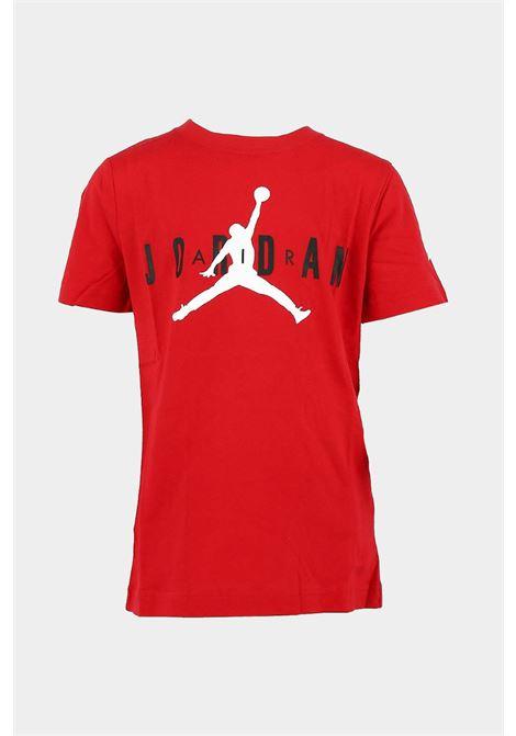 Red baby t-shirt. Nike jordan NIKE | T-shirt | 955175-R78R78