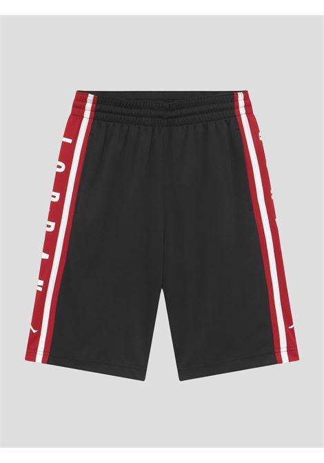 Black baby shorts with logo bands nike jordan NIKE | Shorts | 957115-023023