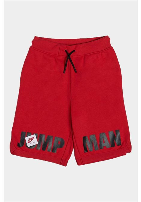 Red baby shorts with elastic waistband and laces. Nike jordan NIKE | Shorts | 95A297-R78R78
