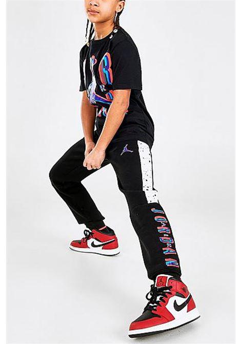 Black pants space glitch. Baby model. Brand: Nike-Jordan NIKE | Pants | 95A400-K25K25