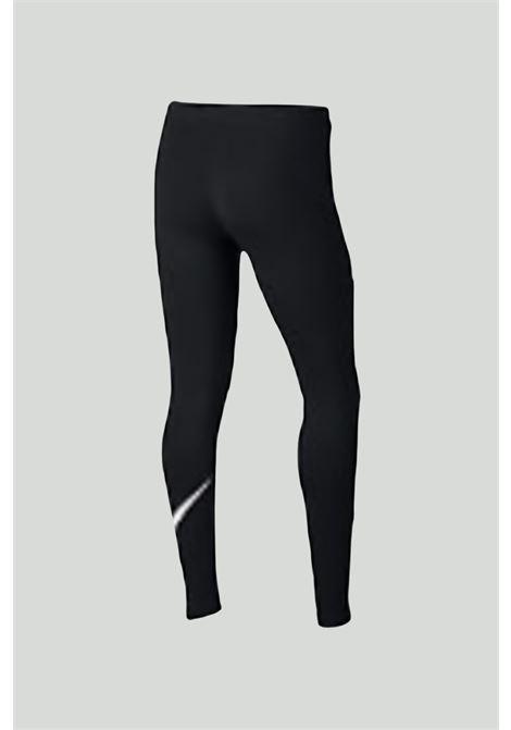 Black Sportswear Favorites leggings. Baby model. Brand: Nike NIKE | Leggings | AR4076010