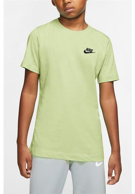 T-shirt basic solid color  NIKE | T-shirt | AR5254355