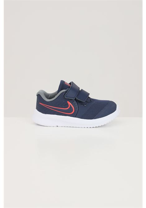 Sneakers nike star runner 2 neonato blu NIKE | Sneakers | AT1803405