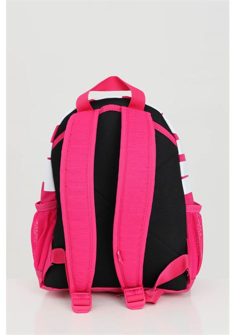 Fuchsia backpack with contrasting logo on the front. Nike  NIKE | Backpack | BA5559615