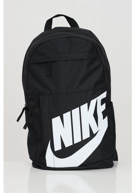 Black sportswear backpack with contrasting logo. Nike NIKE | Backpack | BA5876082