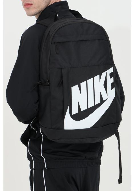 Sportswear backpack in solid color with adjustable shoulder straps NIKE | Backpack | BA5876082