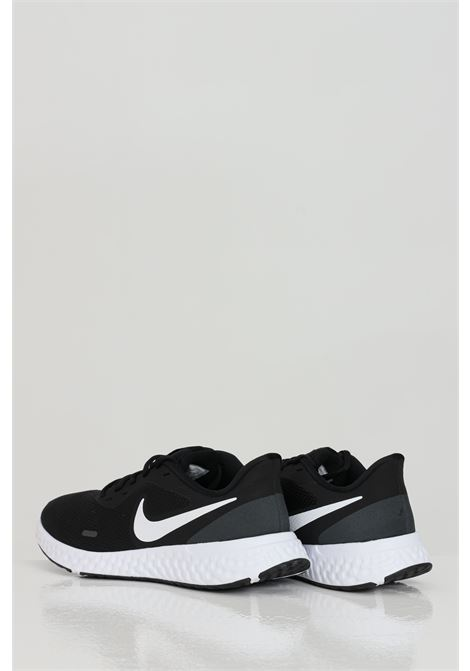 Revolution 5 sneakers with canvas inserts NIKE | Sneakers | BQ3204002