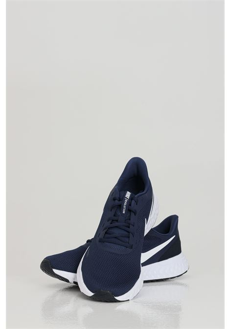 Revolution 5 sneakers with canvas inserts NIKE | Sneakers | BQ3204400