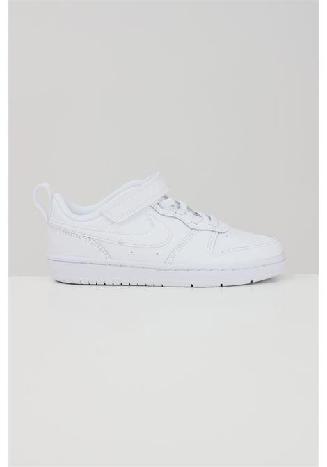 White baby Nike Court Borough Low 2 sneakers NIKE | Sneakers | BQ5451100