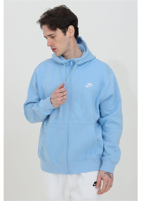 Hoodie with laces, closure with full zip NIKE | Sweatshirt | BV2645436