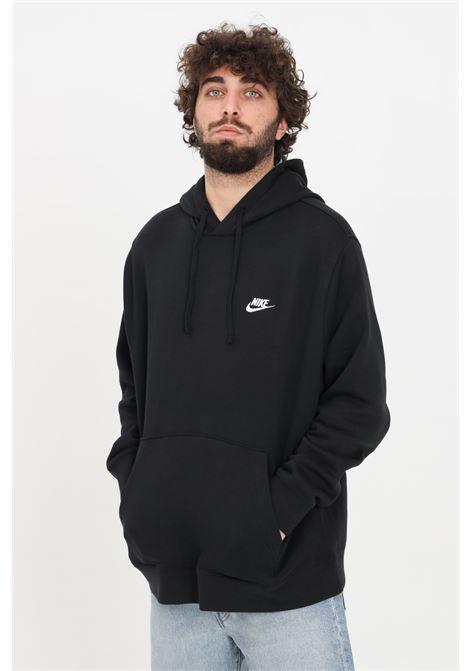 Black hoodie with laces nike NIKE | Sweatshirt | BV2654010