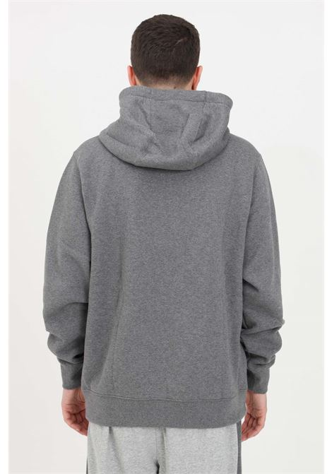 Grey hoodie with laces. Nike NIKE | Sweatshirt | BV2654071