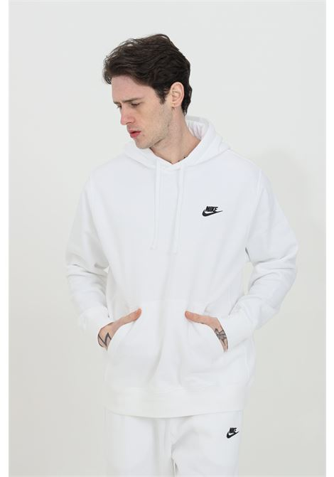 Hoodie with laces, solid color NIKE | Sweatshirt | BV2654100