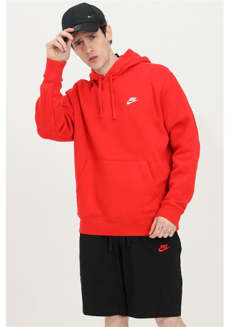 Hoodie with laces, solid color NIKE | Sweatshirt | BV2654657
