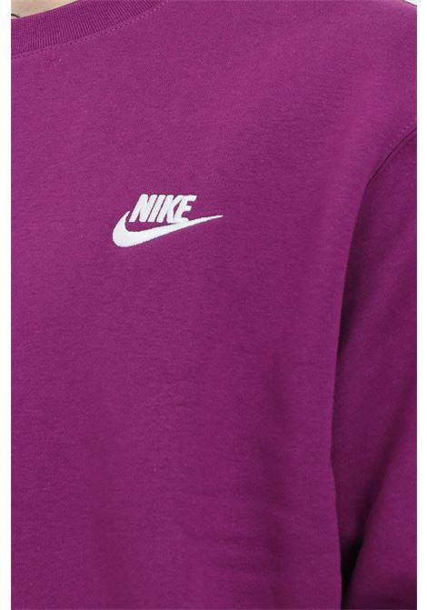 Crew neck sweatshirt with front logo NIKE | Sweatshirt | BV2662503