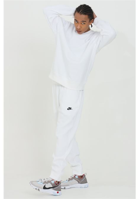 Pantalone tuta in tinta unita con molla in vita NIKE | Pantaloni | BV2671100