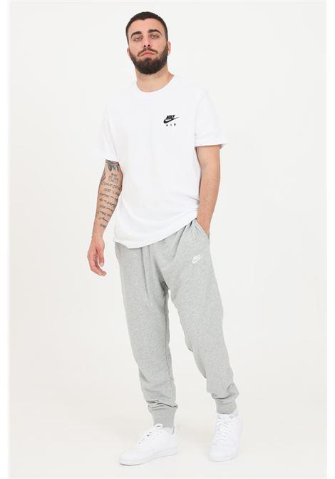 Pantaloni jogger cub uomo grigio nike sport NIKE   Pantaloni   BV2679063