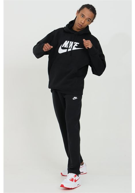 Black sweatpants with contrasting logo. Nike NIKE | Pants | BV2707010