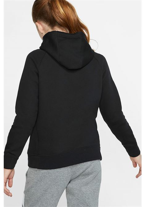 Hooded sweatshirt and full-length zip NIKE | Sweatshirt | BV2712010