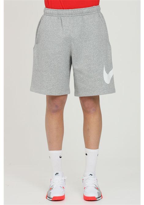 Shorts in felpa di cotone con maxi logo NIKE | Shorts | BV2721063