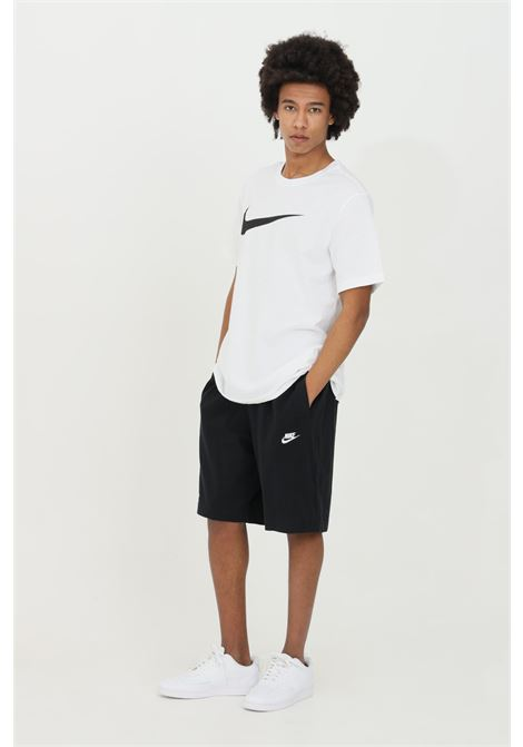 Black shorts with small logo in contrast. Nike  NIKE   Shorts   BV2772010