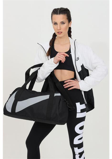 Giubbotto donna bianco nike giacca a vento chiusura con zip NIKE | Giubbotti | BV3939101