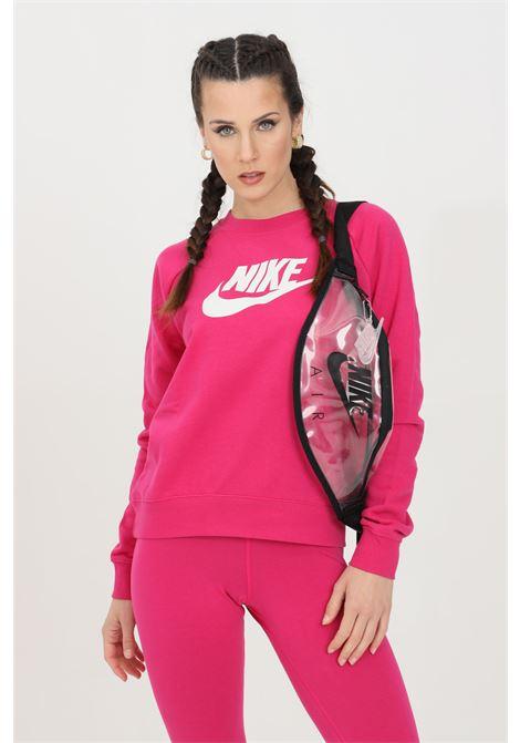 Crew neck sweatshirt in solid color NIKE | Sweatshirt | BV4112617