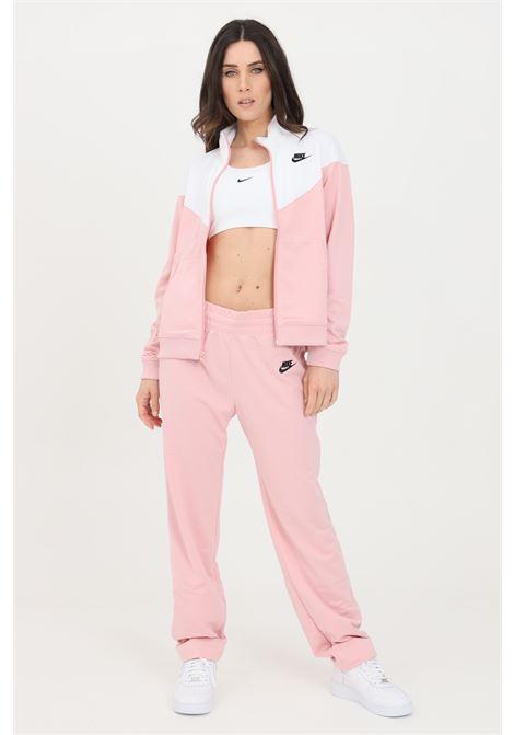 Tuta donna rosa nike sport NIKE | Tute | BV4958631