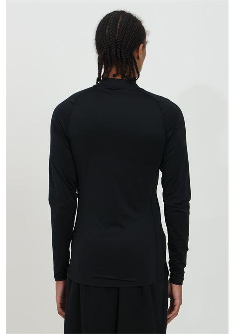 Black thermal t-shirt, long sleeve. Nike  NIKE   T-shirt   BV5592010